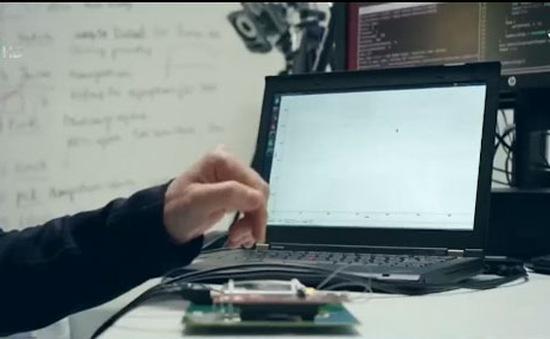 Soli - Điều khiển thiết bị mà không cần chạm vào màn hình