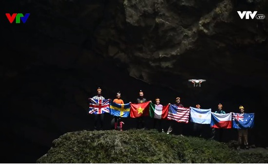 Đi VTV: Chinh phục Sơn Đoòng - Hành trình đáng nhớ của các Đại sứ quốc tế