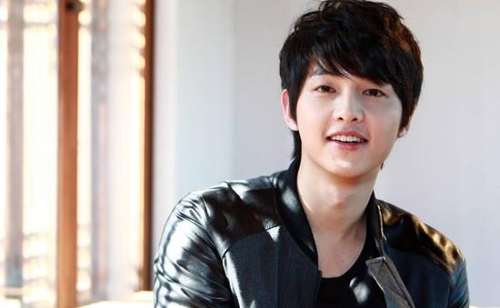 Song Joong Ki được mời sang Thái Lan