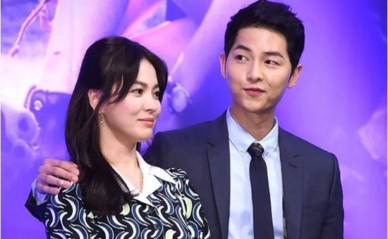 Song Hye Kyo, Song Joong Ki dẫn đầu thu nhập nhờ quảng cáo ở Hàn Quốc