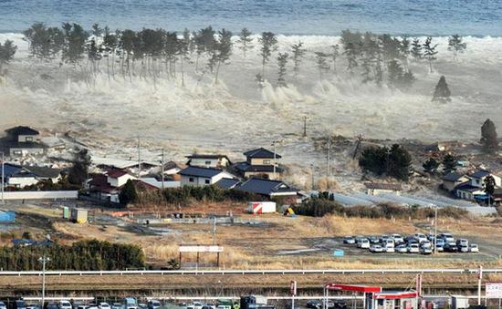"""Thảm họa kép tại Nhật Bản qua những con số """"biết nói"""""""