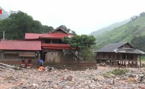 Sơn La: Bộn bề nỗi lo sau mưa lũ