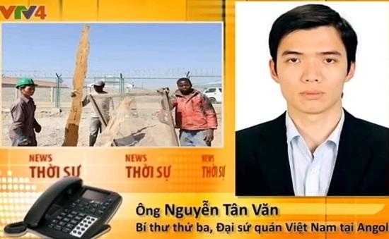 13 người Việt tại Angola tử vong do sốt rét ác tính