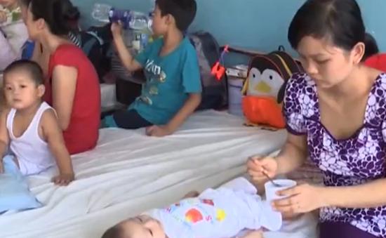 Tây Nguyên: Nhiều bệnh nhân sốt xuất huyết nhập viện muộn