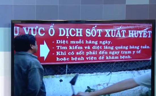 TP.HCM: Xuất hiện ổ dịch sốt xuất huyết nguy hiểm tại Hóc Môn