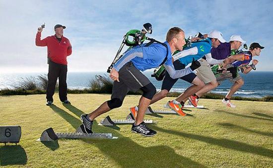 Speed Golf - Môn thể thao thú vị