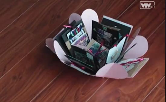 Scrapbook - Hộp quà 3D gây sốt trong giới trẻ