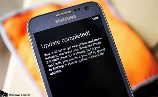 Samsung triển khai chương trình nâng cấp điện thoại