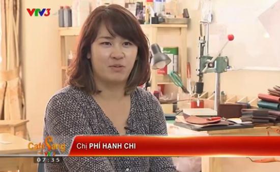 Bỏ việc nhà nước, cô gái 8X kiếm 50 triệu một tháng từ đồ handmade
