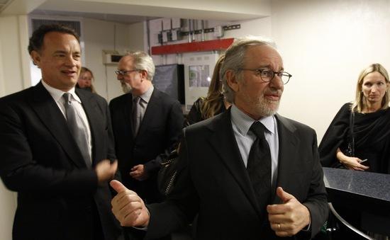 Steven Spielberg lý giải về tài năng của Tom Hanks