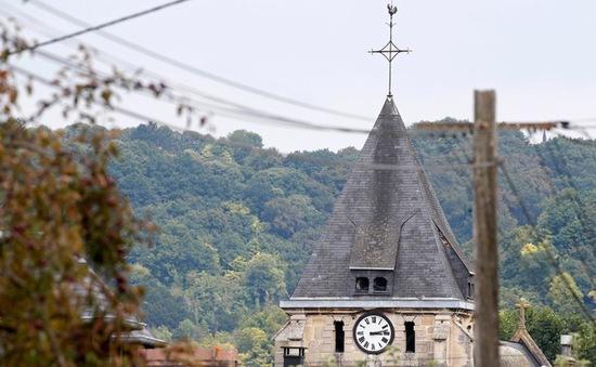 Vụ tấn công nhà thờ Pháp: Cảnh sát bắt 1 người có liên quan