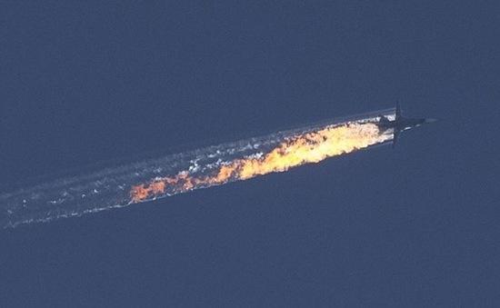 Thổ Nhĩ Kỳ xin lỗi Nga về vụ bắn hạ máy bay chiến đấu