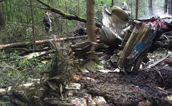 Rơi máy bay Su-27 của Nga, phi công thiệt mạng