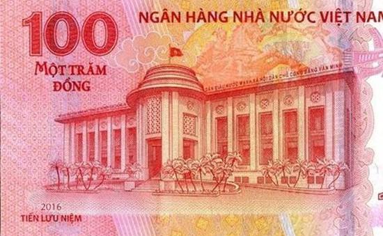 Ngừng bán tiền lưu niệm 100 đồng tại TP.HCM từ 27/5