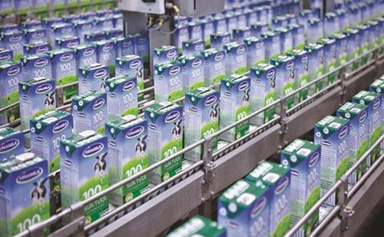 Trung Quốc dần mở rộng cửa cho sữa Việt Nam
