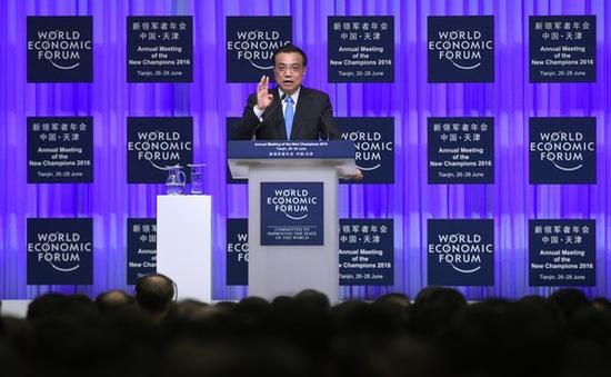 Khai mạc Diễn đàn Davos mùa Hè 2016