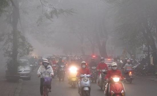 Bắc Bộ có sương mù nhẹ, Nam Bộ khô nóng