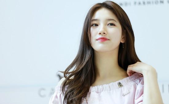 Suzy gây ấn tượng với nghĩa cử cao đẹp
