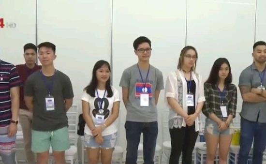 Hơn 100 đại biểu thanh niên kiều bào dự Trại hè Việt Nam 2016