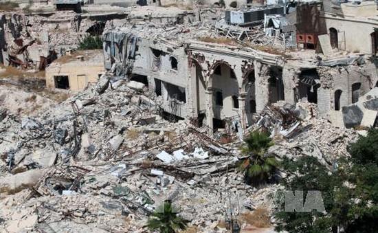 Quân đội Syria chặn tuyến tiếp vận vào Aleppo