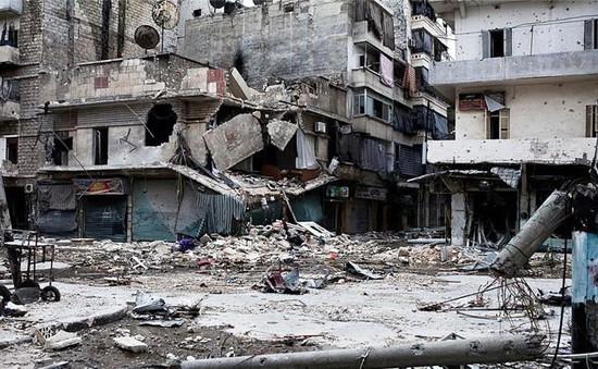 Syria tuyên bố ngừng bắn 3 ngày ở Aleppo