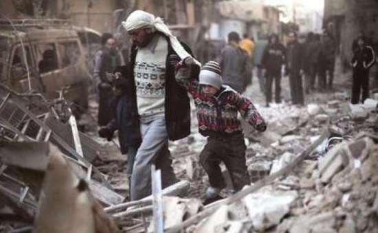 Mỹ hy vọng khôi phục lệnh ngừng bắn ở Syria