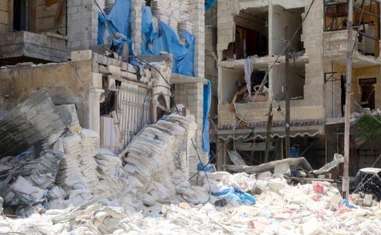 Anh: Tiến trình đàm phán hòa bình Syria ách tắc sau vụ đánh bom bệnh viện