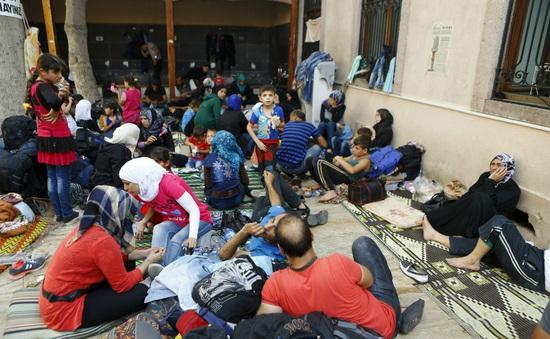 """Thổ Nhĩ Kỳ chấp nhận là địa điểm """"thanh lọc"""" người tị nạn"""
