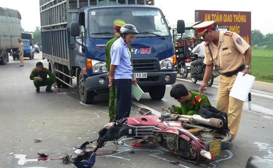 Việc tử tế: Chung tay giảm nỗi đau tai nạn giao thông