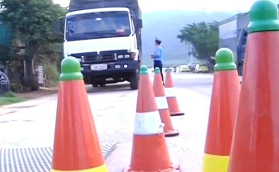 Gần 3.000 xe vi phạm tải trọng trong tháng 9