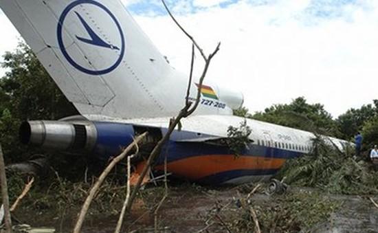 Tai nạn máy bay tại Bolivia, 8 người thiệt mạng
