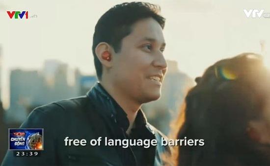 Pilot – Tai nghe phiên dịch ngôn ngữ tức thời