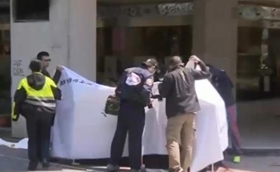 Tấn công bạo lực trong 2 ngày liên tiếp tại Đài Loan (Trung Quốc)