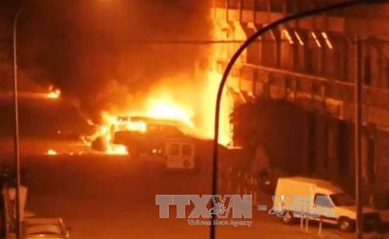 Pháp lên án vụ tấn công khách sạn ở Burkina Faso