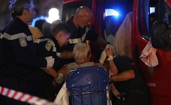 Châu Âu tăng cường an ninh sau vụ tấn công tại Pháp