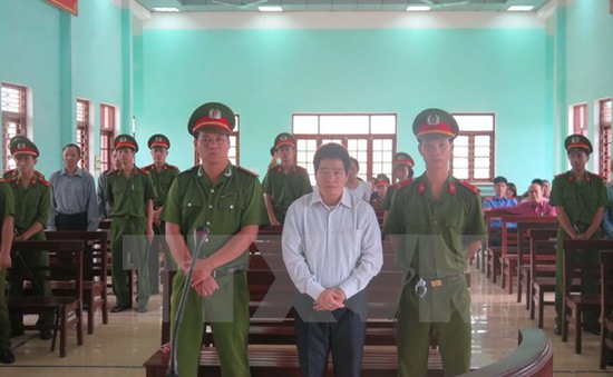 Trùm ma túy Tàng Keangnam và 8 đồng phạm bị tuyên án tử hình