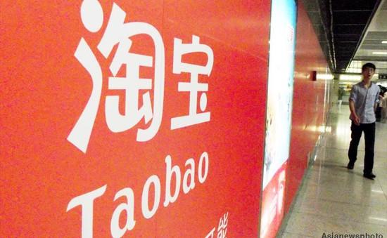 """""""Kho hàng trực tuyến"""" Taobao công bố chính sách mới chống hàng giả"""