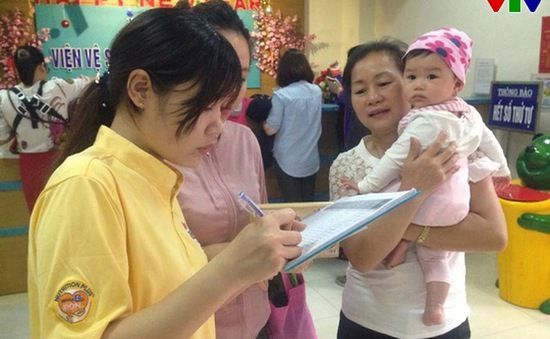 Hà Nội: Mở bán 2.500 liều vaccine 6 trong 1 qua mạng