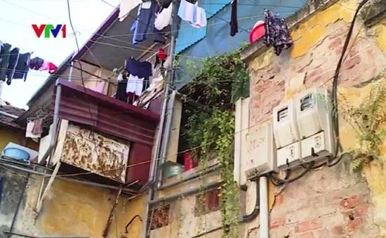 Người dân lo lắng nếu đền bù chung cư cũ theo tỷ lệ 1:1