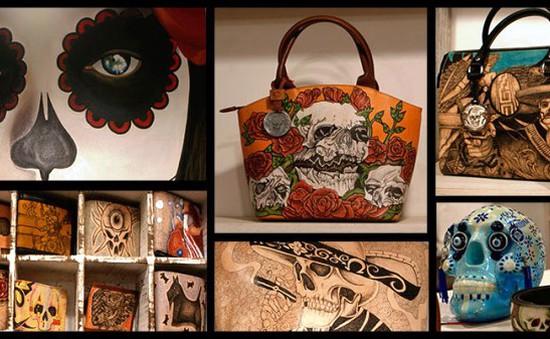 Mexico: Phạm nhân thiết kế túi xách bằng hình xăm