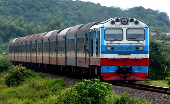 Tàu từ ga Sài Gòn đã có thể chạy thẳng ra ga Hà Nội