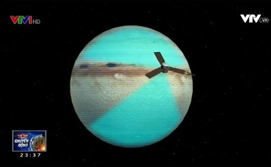 Sứ mệnh lịch sử của tàu vũ trụ Juno