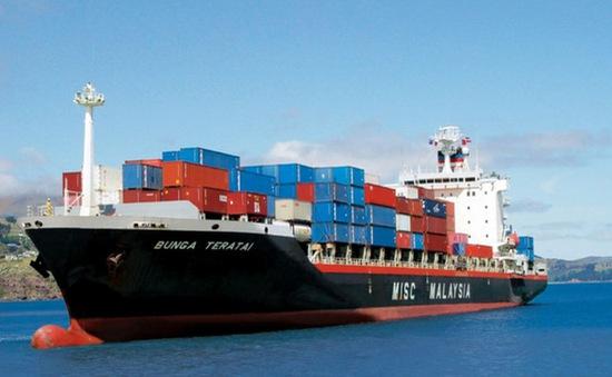 Indonesia giữ tàu Malaysia nghi chở nguyên vật liệu chế tạo bom