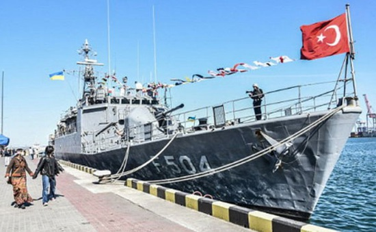 14 tàu hải quân Thổ Nhĩ Kỳ mất tích sau đảo chính