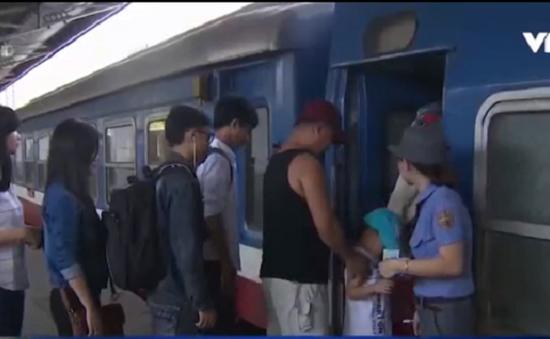 Hơn 290.000 vé tàu Tết phục vụ nhu cầu của người dân