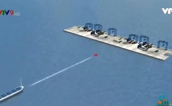 Rolls-Royce phát triển tàu tự lái