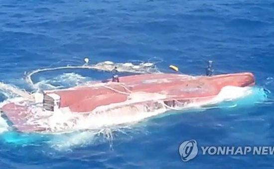 Hàn Quốc phát hiện 1 thi thể thuyền viên Việt Nam mất tích