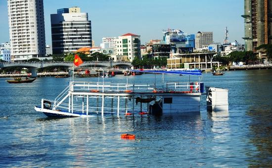 Đã tìm thấy 3 thi thể mất tích trong vụ lật tàu trên sông Hàn
