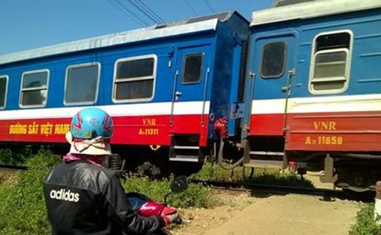 Quảng Nam: Tai nạn nghiêm trọng giữa tàu SE1 và ô tô, 2 người tử vong