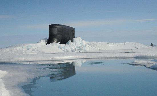 Anh sẽ đưa tàu ngầm trở lại Bắc Cực